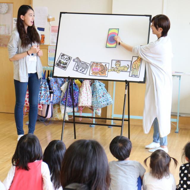 埼玉東萌短期大学 保育現場の遊びを体験しよう!3