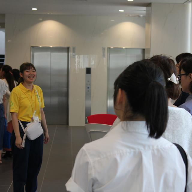 東京成徳大学 第4回オープンキャンパス(東京)3