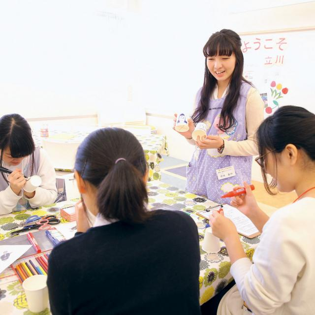 東京保育医療秘書専門学校 初めて参加する人におすすめ!学校説明会・オープンキャンパス2