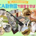 SCA動物で飼育を学ぼう!/仙台コミュニケーションアート専門学校