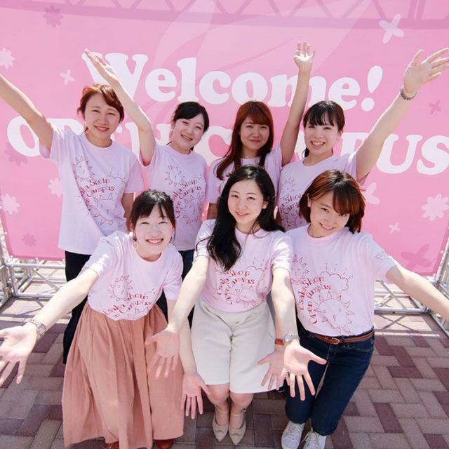 大阪樟蔭女子大学 夏のオープンキャンパス1