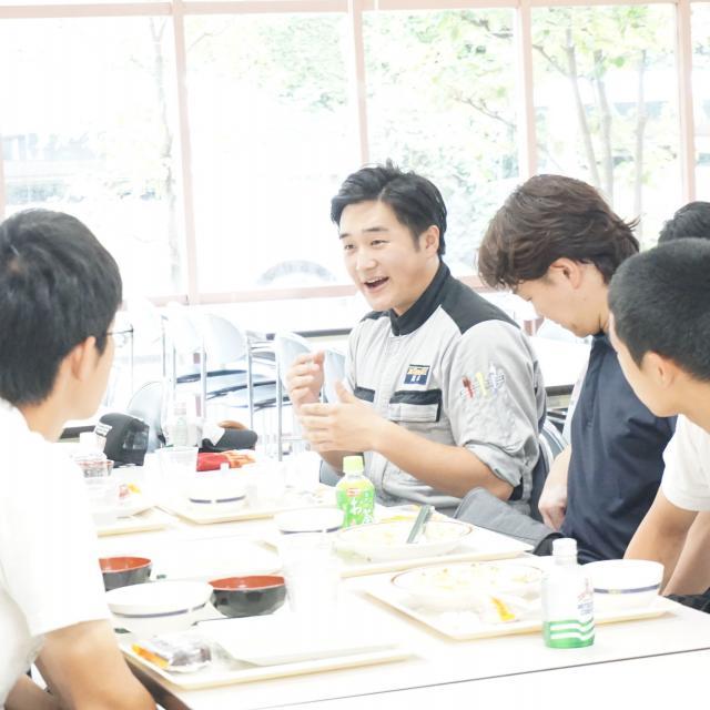 専門学校トヨタ東京自動車大学校 ★夏の体験授業3