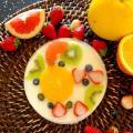 山手調理製菓専門学校 【製菓】フルーツレアチーズケーキ
