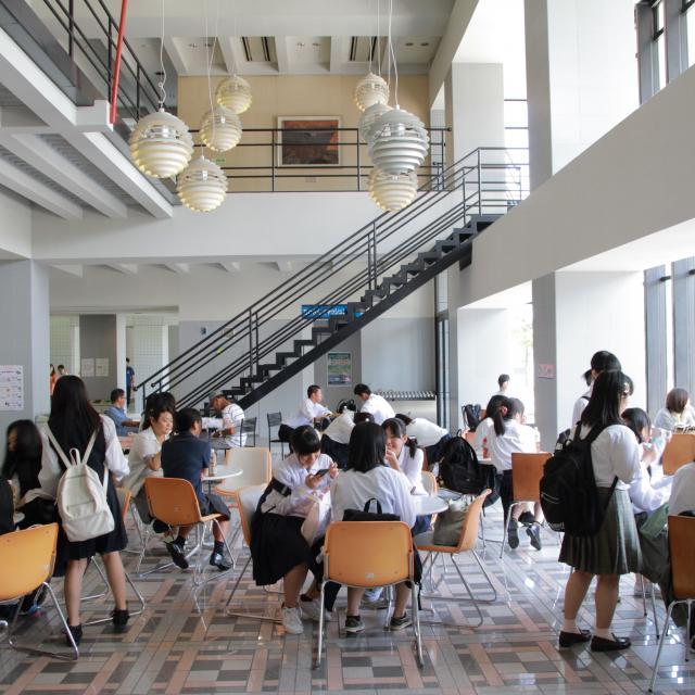 四国大学短期大学部 オープンキャンパス20183