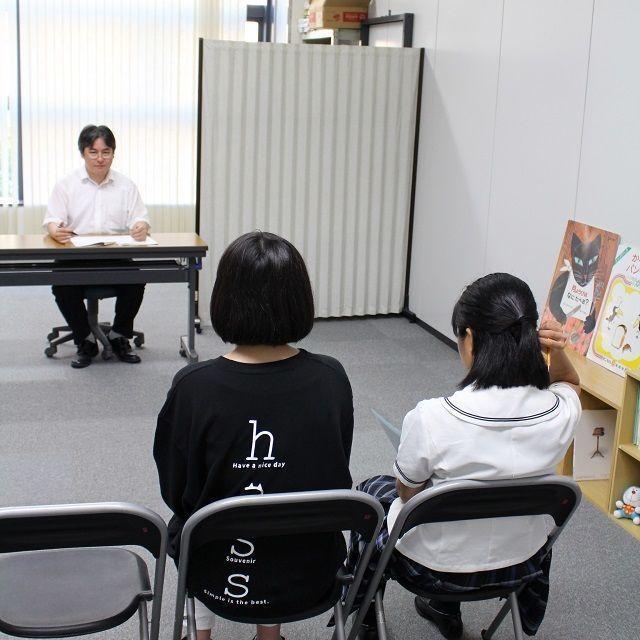 常磐会学園大学 放課後オープンキャンパス4