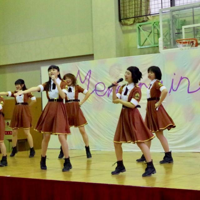 西日本短期大学 福浜祭 L∞P~無限に広がる輪~2