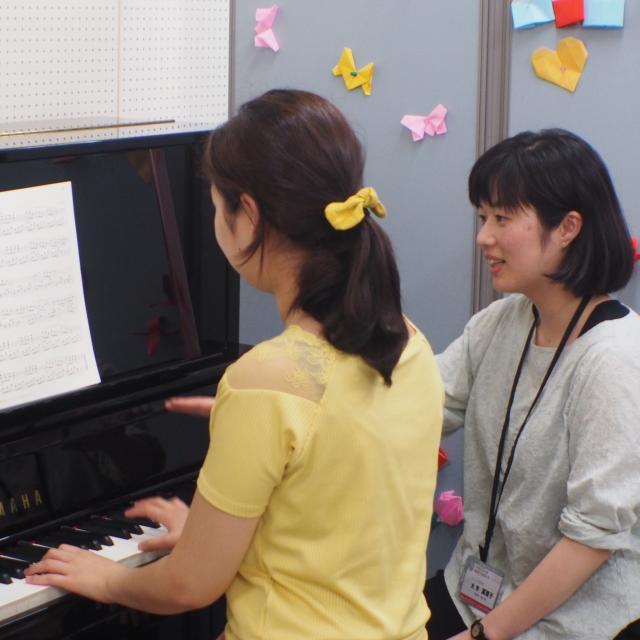 福岡女子短期大学 【子ども学科】8/10、8/18「ピアノ個別相談」開催!1