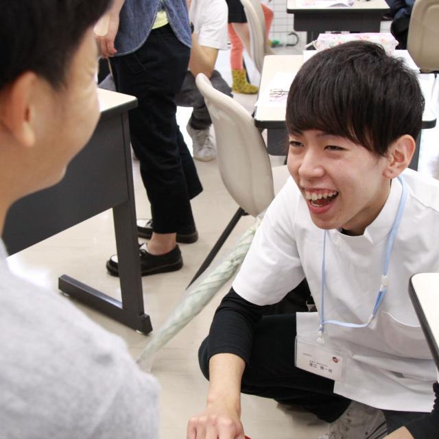 関西健康科学専門学校 オープンキャンパス~体験授業型~1