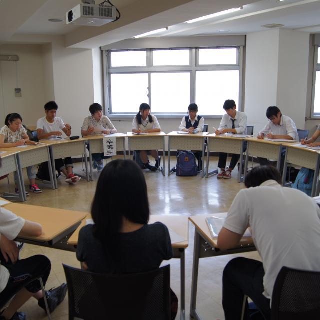専門学校 東洋公衆衛生学院 体験入学 臨床検査技術学科2