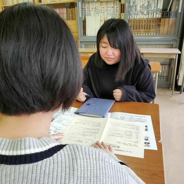 今泉女子専門学校 個別相談会 8/221