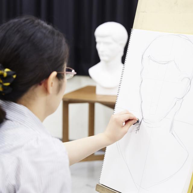 大阪アニメーションカレッジ専門学校 アニソンシンガーや、アニメ・漫画の基礎が学べる体験授業!2