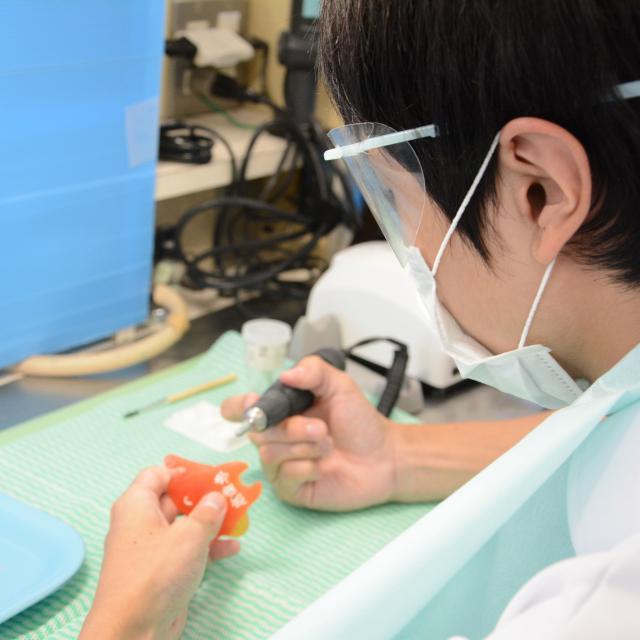 鹿児島歯科学院専門学校 オープンキャンパス(歯科技工士科)4