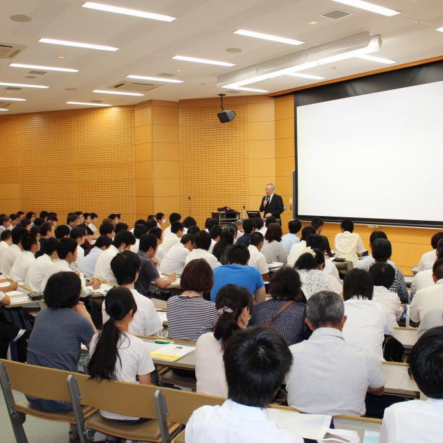 静岡産業大学 オープンキャンパス2018 inふじえだ3