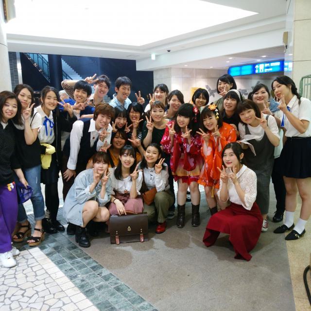 総合学園ヒューマンアカデミー広島校 舞台公演「修学旅行」2