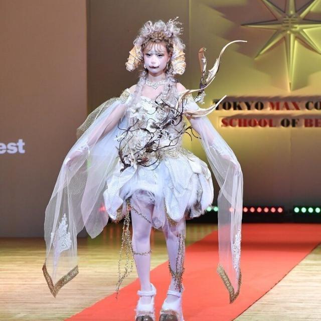 東京マックス美容専門学校 ★School Contest 2021★1