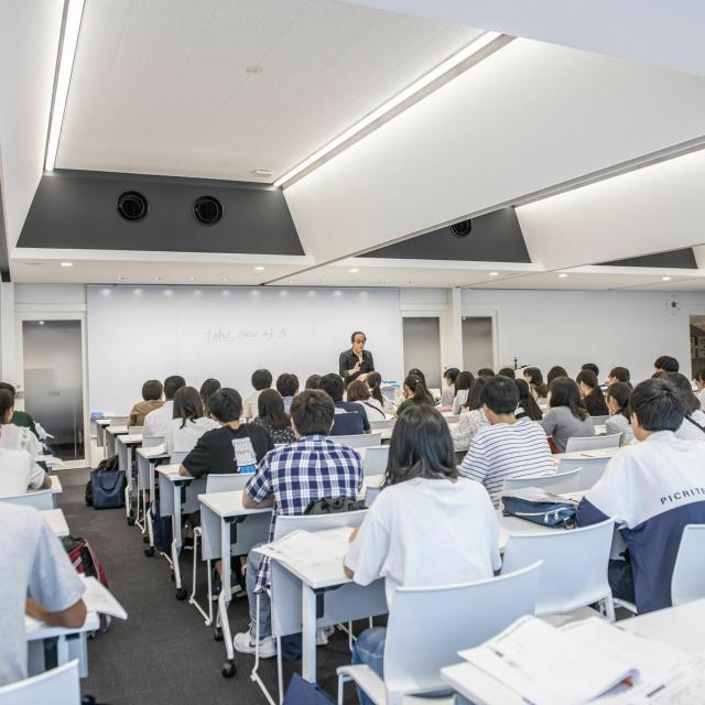 追手門学院大学 入試対策講座@茨木総持寺キャンパス(来場型、ライブ配信型)2
