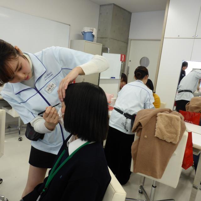 資生堂美容技術専門学校 <美容師科>スペシャルオープンキャンパス1