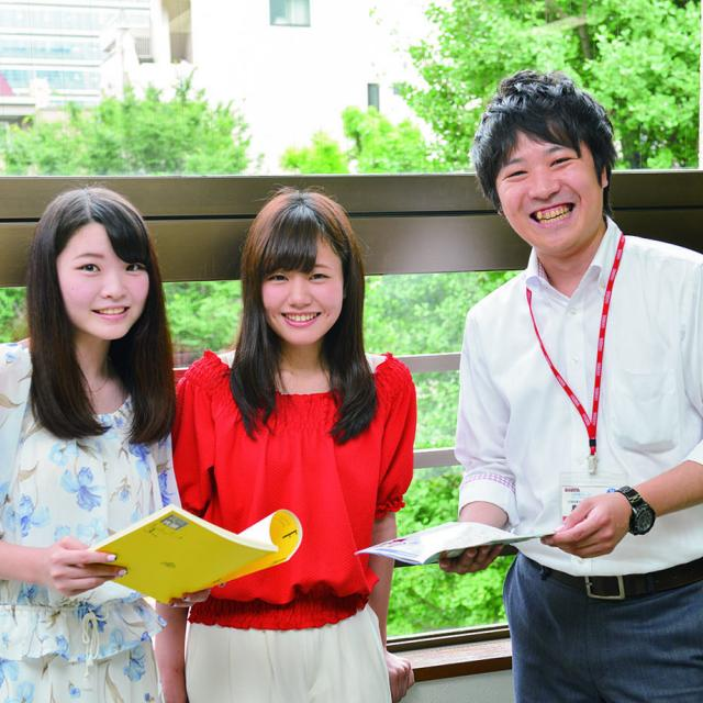 東京情報クリエイター工学院専門学校 奨学生&AO 推薦入学説明会3