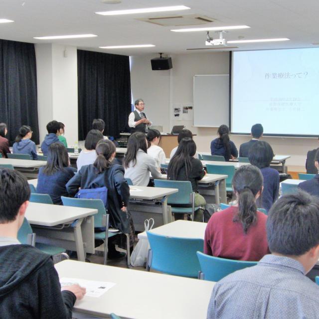 長野保健医療大学 大学説明会3