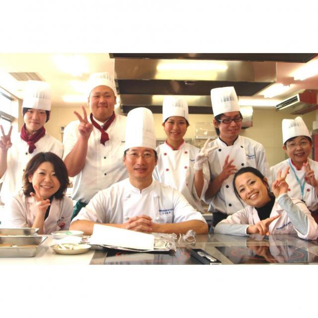 豊橋調理製菓専門学校 季節の食材を使う繊細な【日本料理】に挑戦!!2