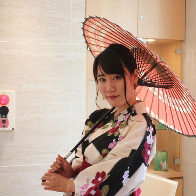 理容美容専門学校西日本ヘアメイクカレッジ 理容科 納涼祭1