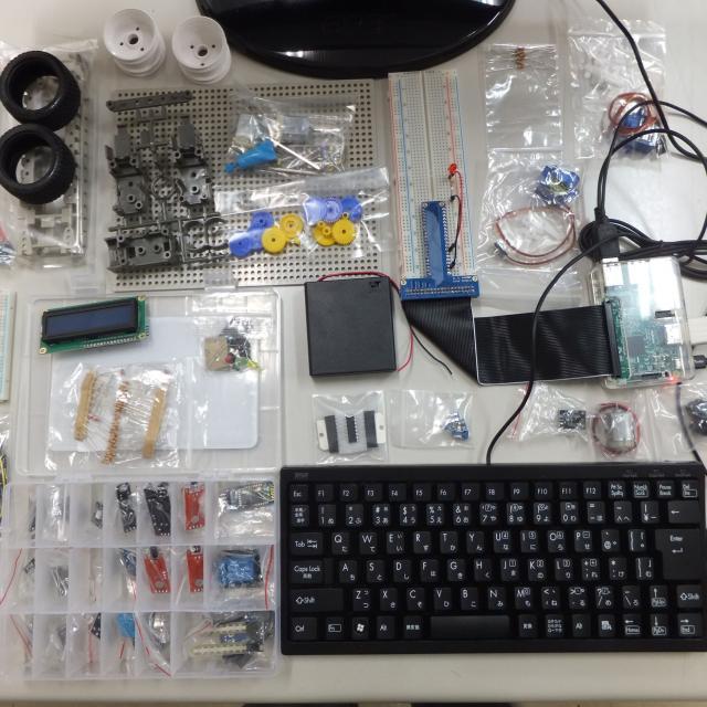 日本コンピュータ専門学校 IoT技術を学ぼう!1