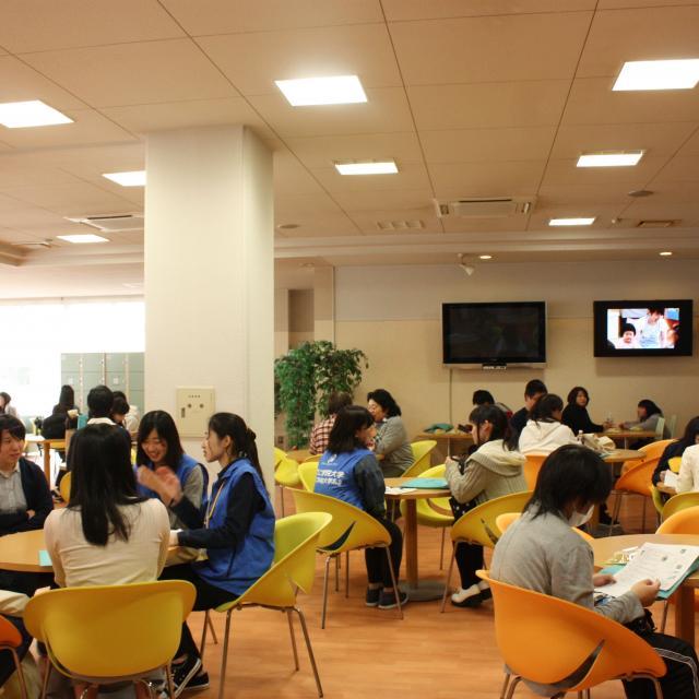びわこ学院大学短期大学部 春のオープンキャンパス20194