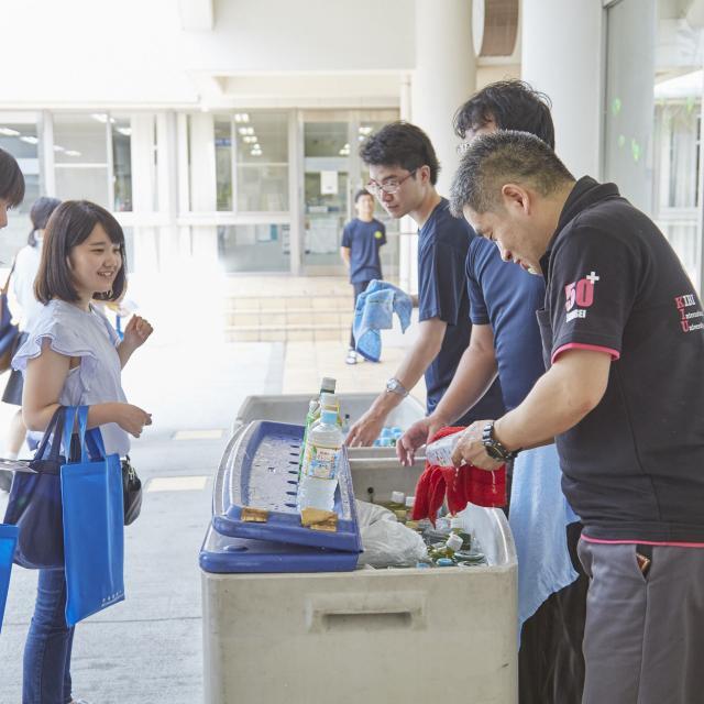 順正高等看護福祉専門学校 オープンキャンパス1