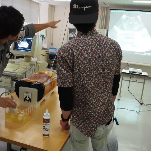 京都医療科学大学 オープンキャンパス20181
