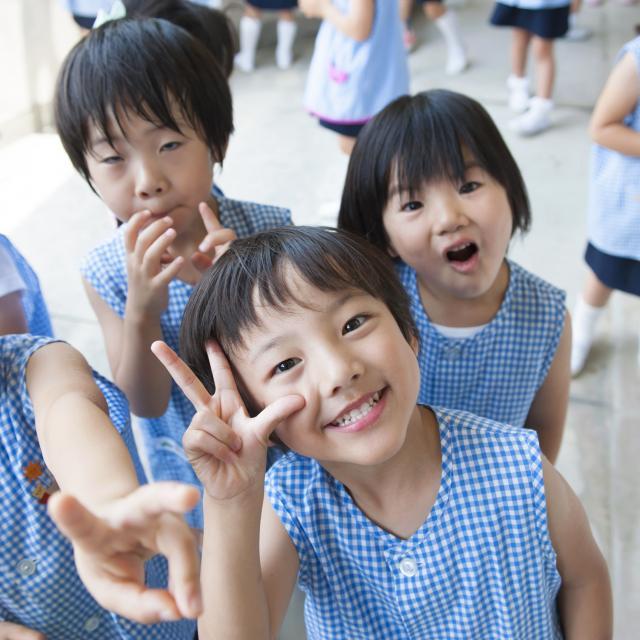 神戸教育短期大学 オープンキャンパス2019 ~保育士、幼稚園の先生になろう~2