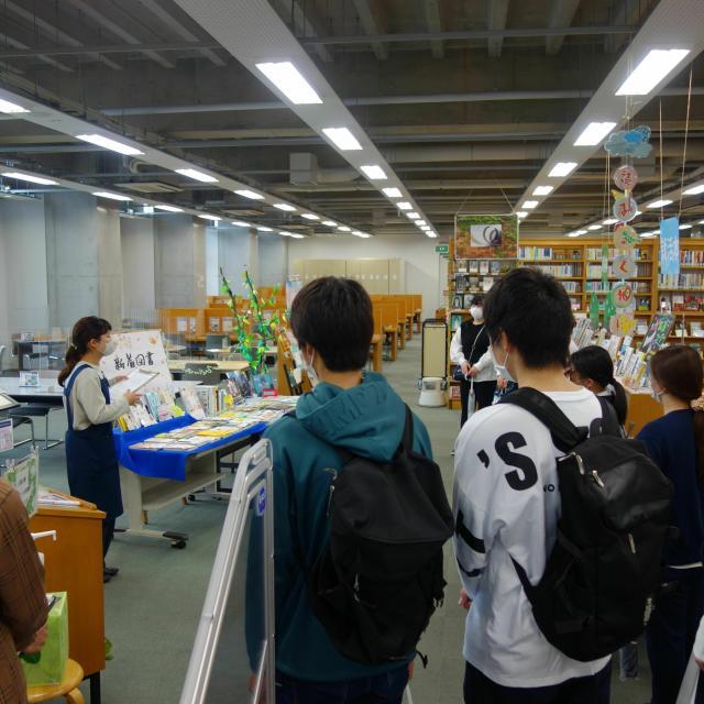 東北工業大学 八木山キャンパス見学会2