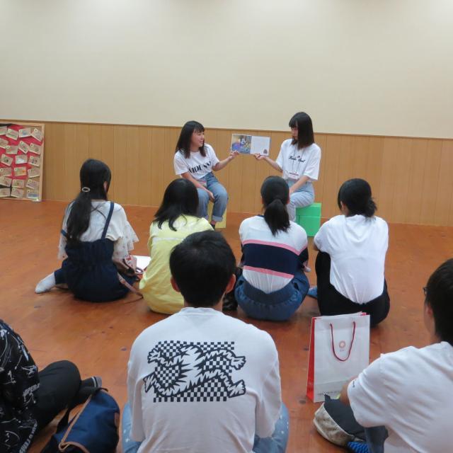 京都西山短期大学 京都西山短期大学オープンキャンパス2
