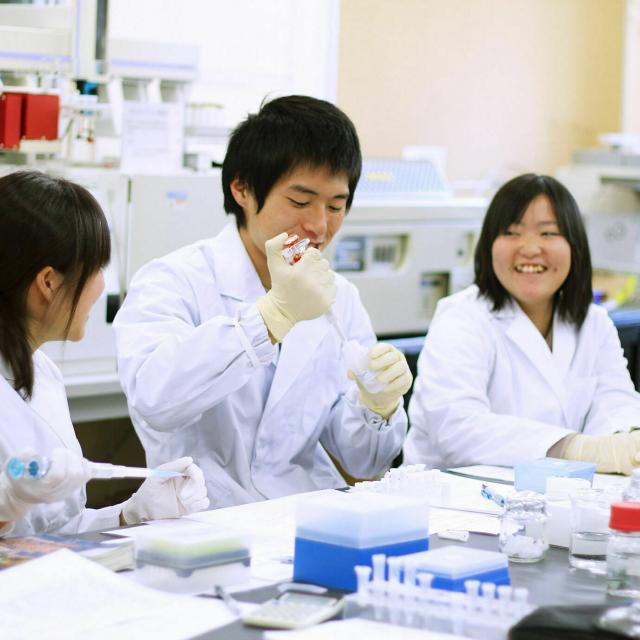 日本自然環境専門学校 環境調査・環境解析を学びたい!4
