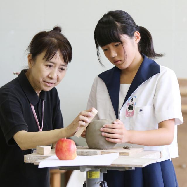 崇城大学 芸術学部特別講習会1
