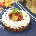 神戸製菓専門学校 【1年間でパティシエを目指す方向け】さつまいもタルト&絞り