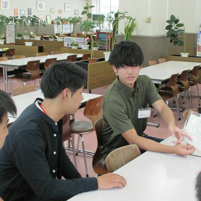函館大学 【9月3日開催】放課後入試相談会3