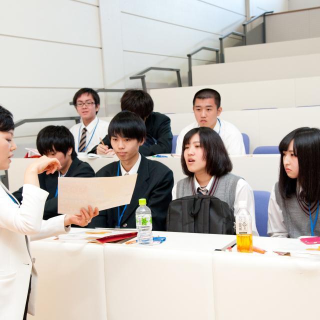 函館大谷短期大学 「地域活性やマーケティングを知れる!」コミ科OC開催!2