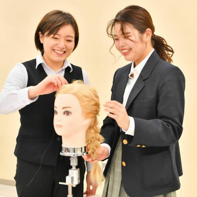 グラムール美容専門学校 オープンキャンパスへ行こう!3