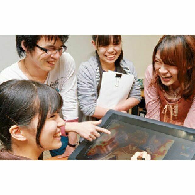 日本電子専門学校 【アニメーション科】オープンキャンパス&体験入学2