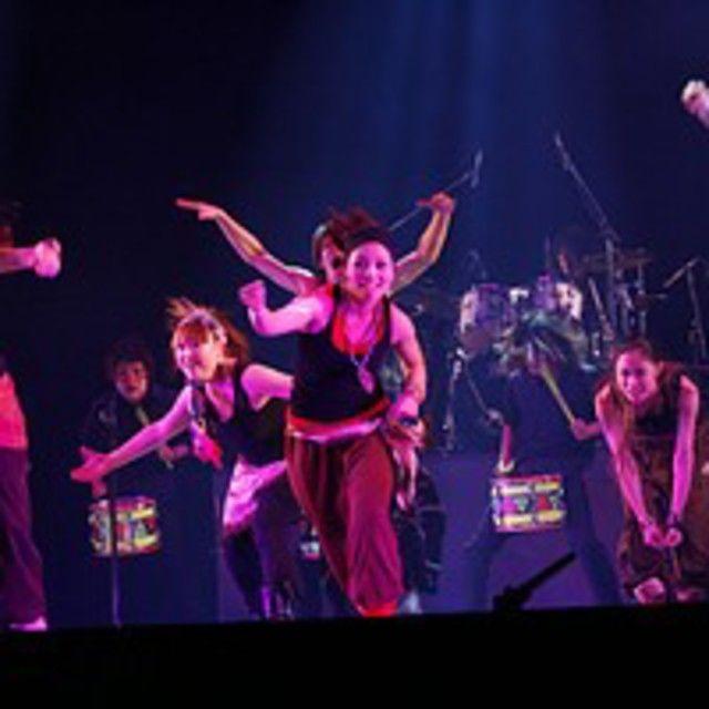 名古屋スクールオブミュージック&ダンス専門学校 HIPHOP/FREESTYLEダンス 基礎レッスン1