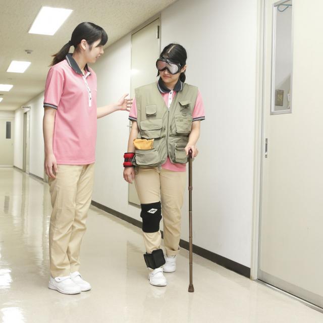 品川介護福祉専門学校 12月9日オープンキャンパス3