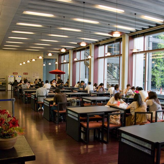 秋のオープンキャンパス