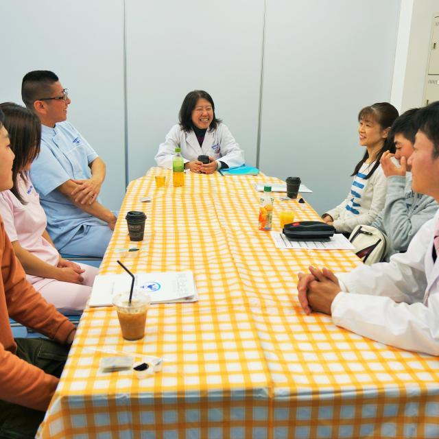 兵庫柔整専門学校 2018夏のオープンキャンパス1