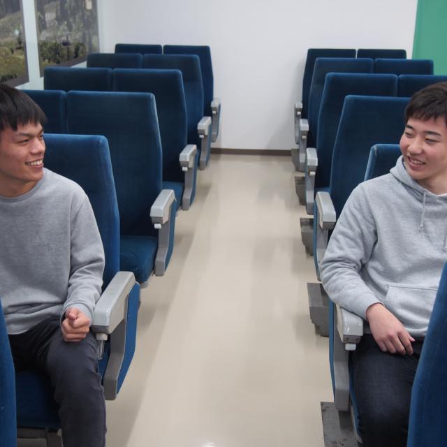 大阪観光専門学校 ◆ 鉄道サービス学科 8月体験入学 ◆2