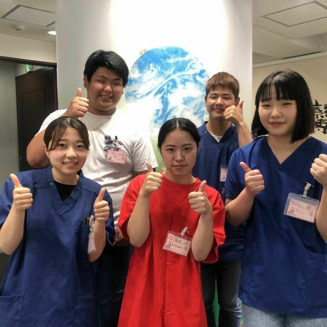 神戸医療福祉専門学校中央校 【鍼灸科】オープンキャンパス4