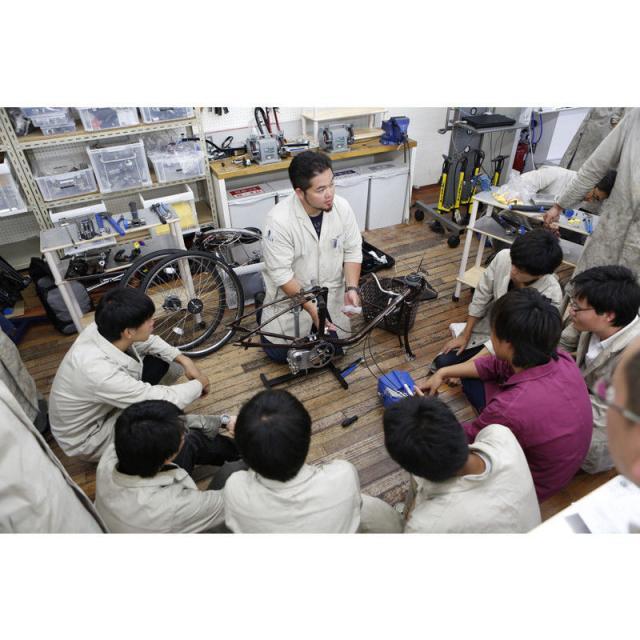 東京サイクルデザイン専門学校 春の体験入学!2