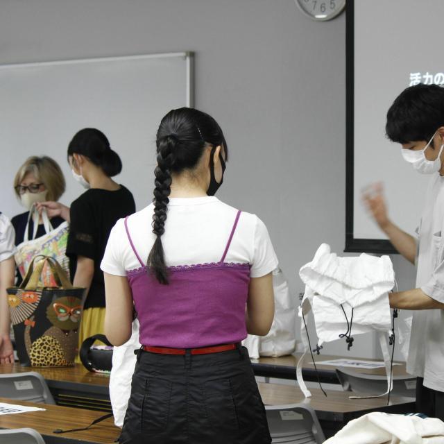 杉野服飾大学 【予約制】8/9(月) 授業体験会(講義)3