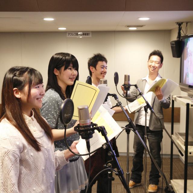 【特別体験入学】1日で2つの体験授業!☆アニメ声優☆