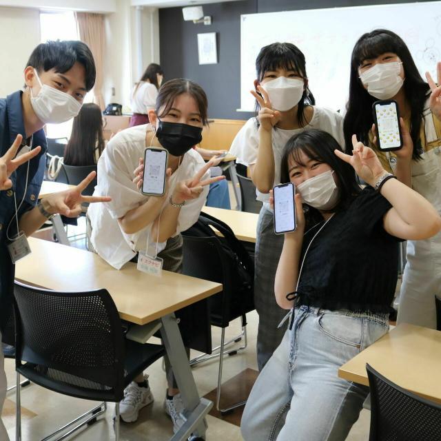 日本ホテルスクール 【学校を知る!&在校生と交流する♪】学校説明会(説明型)1