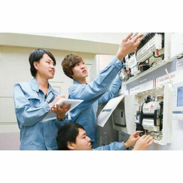 日本電子専門学校 【電気工事技術科・電気工事士科】オープンキャンパス&体験入学2